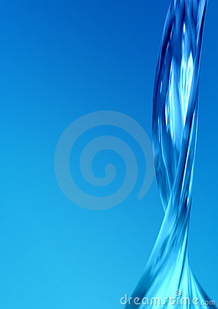 Free Abstract Water Flow Stock Image - 6102571