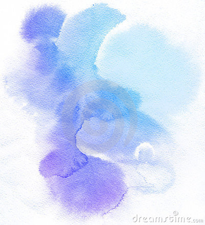Free Abstract Watercolor Background Royalty Free Stock Photo - 16748595