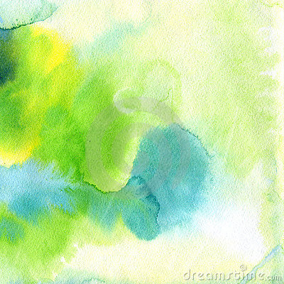 Free Abstract Watercolor Background Stock Photo - 16749500