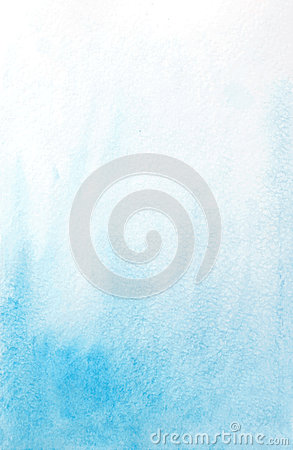 Free Abstract Watercolor Light Blue Background Stock Images - 57544984
