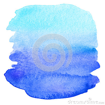 Free Abstract Watercolor Painted Background. Stock Photo - 41158680