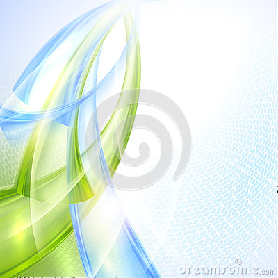 Free Abstract Wave Background Royalty Free Stock Photography - 40686937