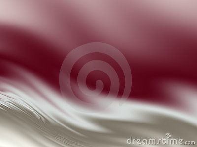Abstract Wavy Background in Burgundy and Silver