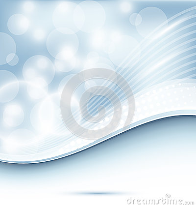 Free Abstract Wavy Background For Design Business Card Stock Photo - 26730640