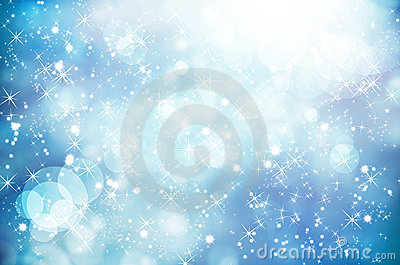 Abstract Winter background.Christmas