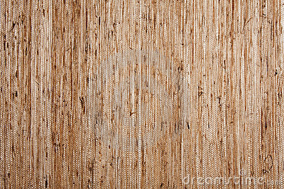 Abstract wood design