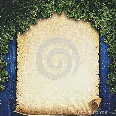 Free Abstract Xmas Backgrounds With Vintage Parchment Stock Photo - 64057460