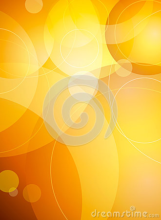 Free Abstract Yellow Background Stock Image - 26882221