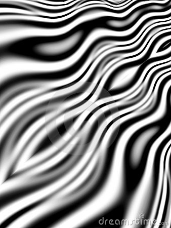 Free Abstract Zebra Stripes Pattern Stock Image - 1913351