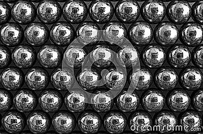 Abstracte ballen