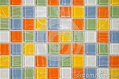 Abstracte Tegels
