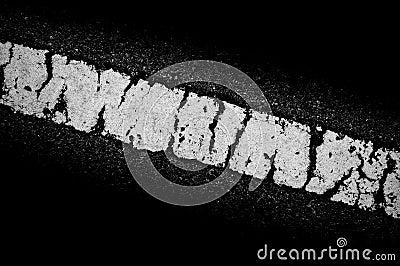 Abstracte witte geweven op zwarte achtergrond