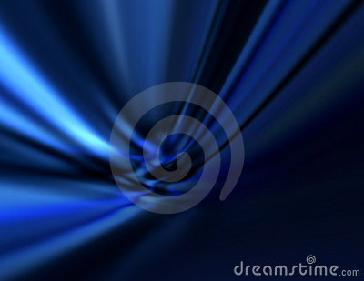 Abstraction dark blue background