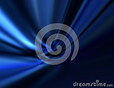 Abstraction dark blue background
