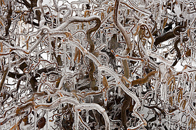Abstraction glaciale