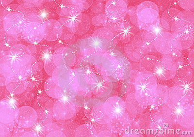 Abstraction pink background