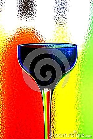 Abstraia o fundo do vinho