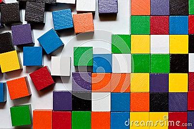 Abstrakcjonistyczni bloki