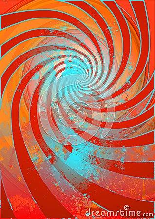 Abstrakcjonistyczny bełkowiska tło (żadny siatka)