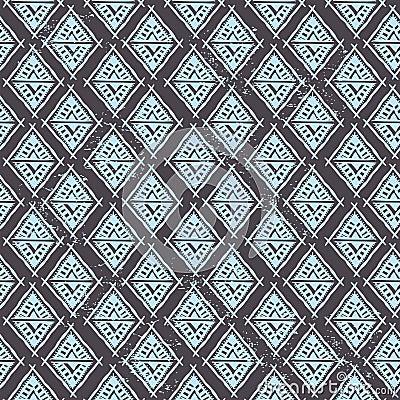Abstrakcjonistyczny plemienny wzór