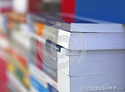 Abstrakt böcker