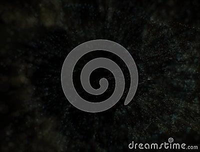 Abstrakta partiklar för rörelse lager videofilmer