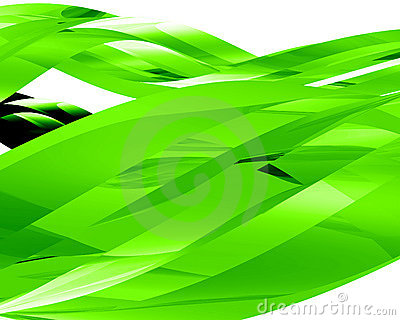 Abstrakte Glaselemente 001