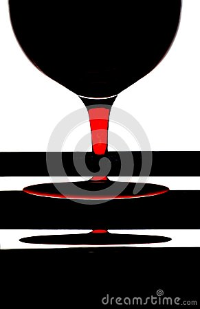 Abstrakte Wein-Hintergrund-Auslegung
