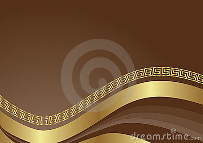 ABSTRAKTES GOLD
