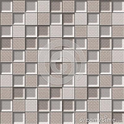 Abstraktes Tfelungsmuster Nahtloser Hintergrund Knpfen Sie Muster