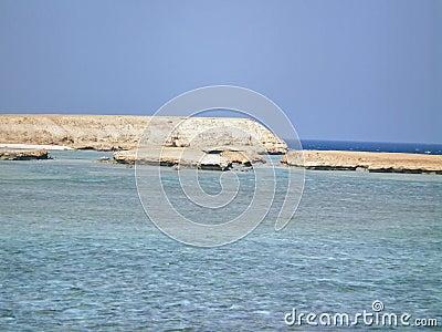 Abu Ramada South coral reef
