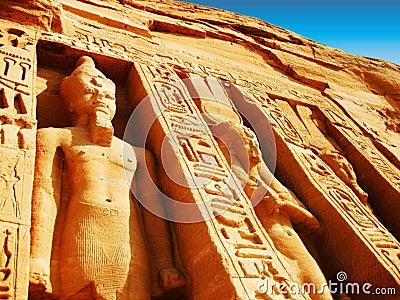Abu Simbel - Nefertari Temple