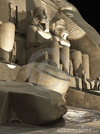 Abu Simbel - Sound and Light