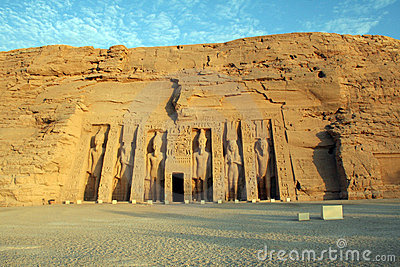 Abu Simbel - Temple of Hathor & Nefertari