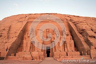 Abu Simbel - Temple of King Ramesses II