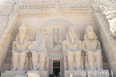Abu Simbel Temple - Ramses II