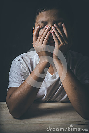 Free Abused Child Royalty Free Stock Photos - 66333748