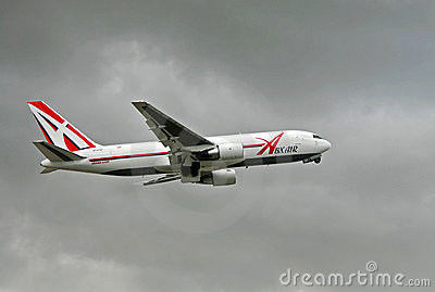 ABX Air Cargo Airplane Stock Photo - Image: 21162170