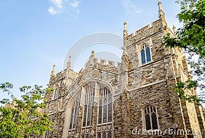 Abyssinian Baptist Church, New York