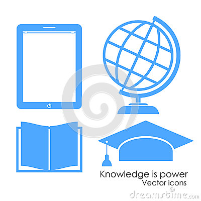 Academical icons