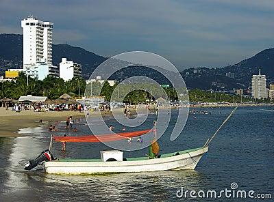 Acapulco City Beach