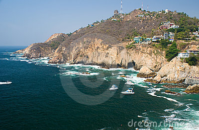 Acapulco Cliffs