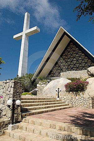 Acapulco Cross and Church