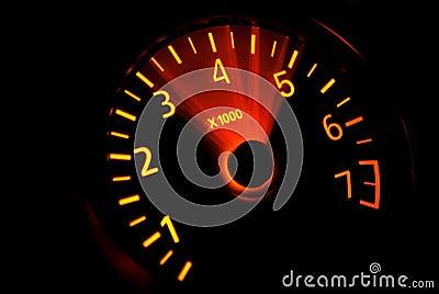 Acceleration RPM