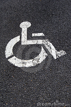 Accessibility for disabled