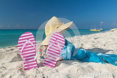Accessori perfetti di vacanze