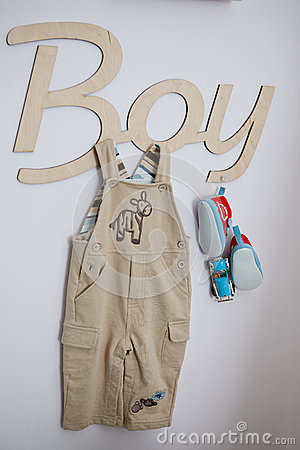 Accessories for the boy