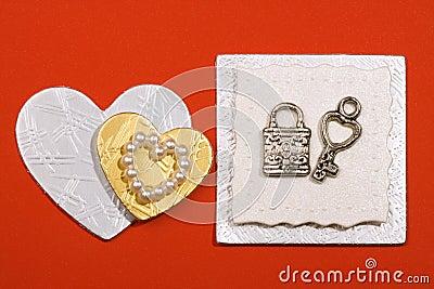 Accessories for congratulation card