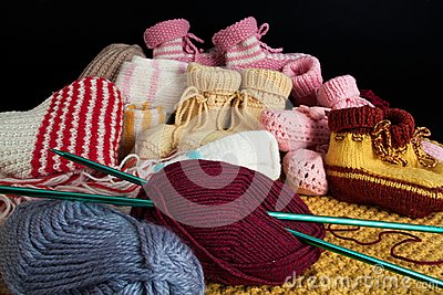Accessories handmade wool