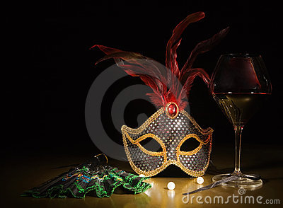 Accessories for the masquerade